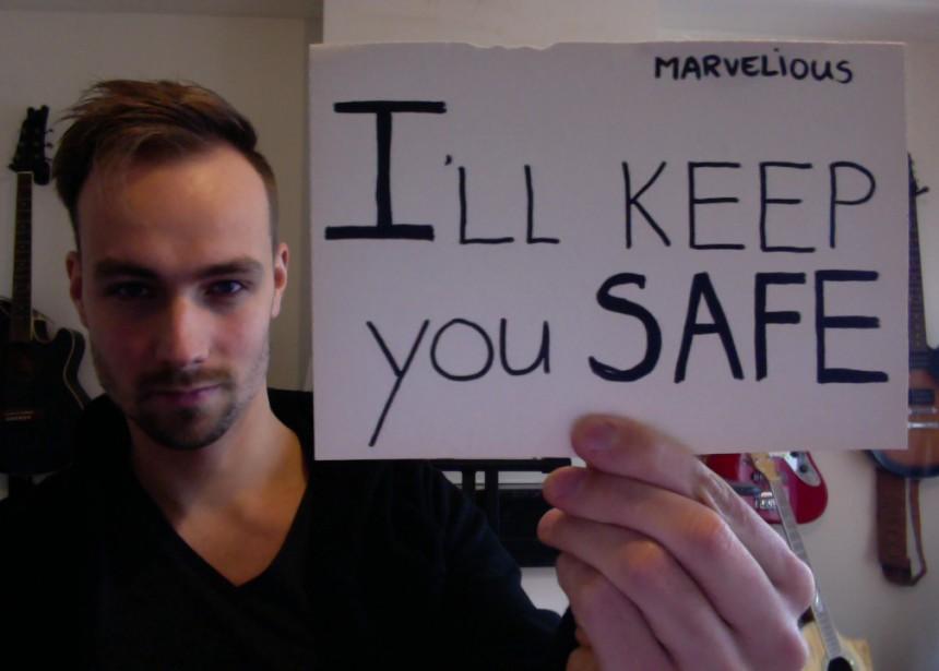 Doe mee in de tweede videoclip van Marvelious