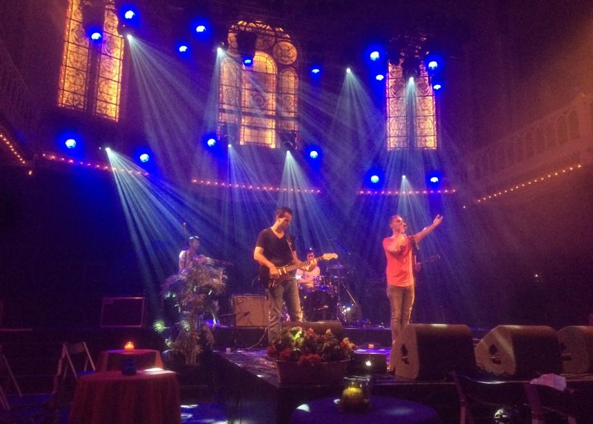 Paradiso Amsterdam was fantastisch