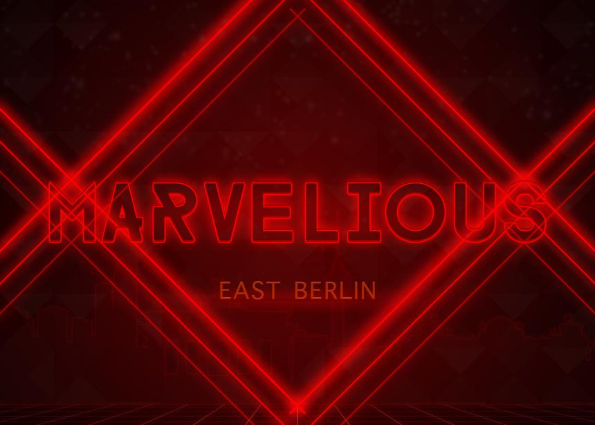 Nieuwe muziek en nieuwe video – East Berlin